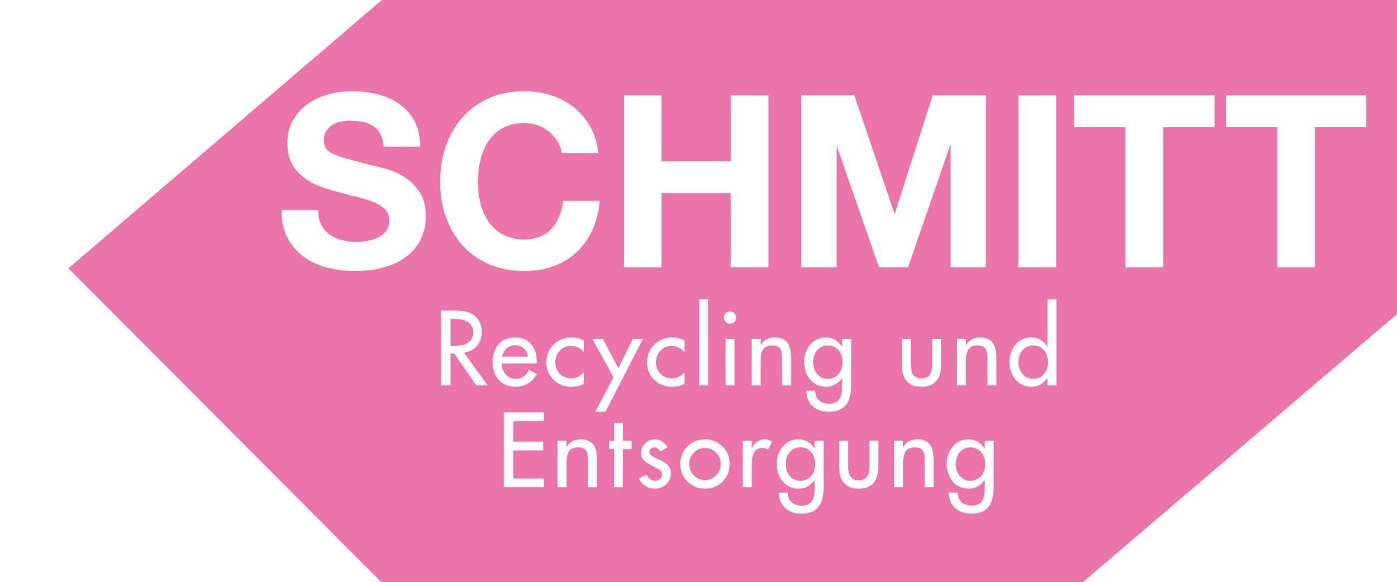 Schmitt Recycling Logo